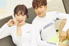 [N화보] '9월 결혼' 엠블랙 출신 지오♥최예슬, 워터파크서 행복 투샷