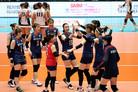 한국, 홍콩에 3-0 셧아웃 승…여자배구 아시아선수권 8강 진출