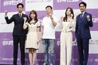 """[N현장] """"연기 재미 느껴"""" 사남매 아빠된 송승헌, '위대한 쇼' 향한 자신감(종합)"""