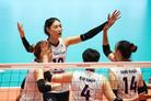 여자배구, 대만 3-0 완파하고 아시아선수권 4강 진출
