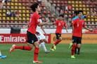 이동경 종료 직전 환상 프리킥… 한국, 요르단 2-1로 꺾고 4강 진출