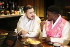 """[한복인터뷰] 샘 해밍턴 """"윌·벤 두 아들 생긴 후 명절 의미 달라져"""""""