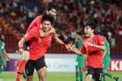 김학범호, 연장 끝에 사우디 1-0 제압…AFC  U23 챔피언십 첫 우승 쾌거