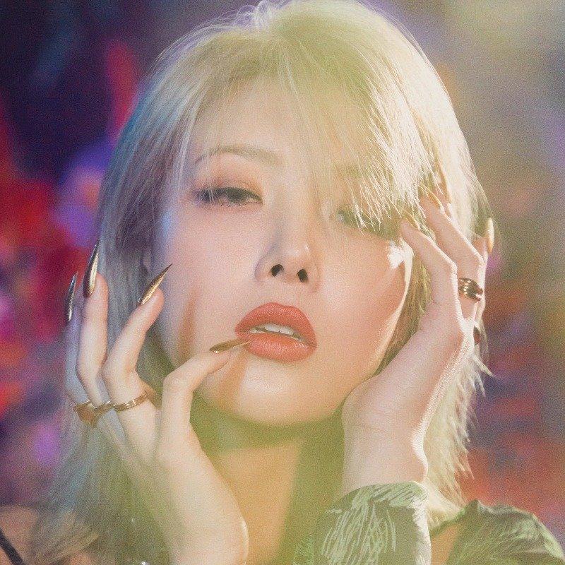 이번엔 악녀다…유빈, 오늘 신곡 '향수' 발매