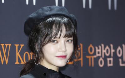 "AOA 지민, 부친상 심경 ""아빠 기대에 어긋나지 않는 딸 될게요"""