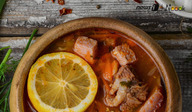 [카드뉴스][스토리N쿡] 추위를 이기는 세계의 보양 음식