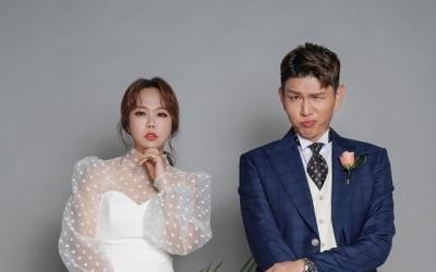 홍현희♥제이쓴, 다이어트 성공 후 '결혼 2주년' 기념 촬영 '늘씬'