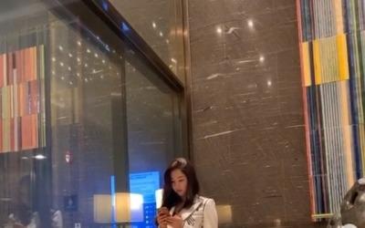 [N샷] 김사랑, 8등신 미녀의 플렉스…42세 믿기 어려운 동안