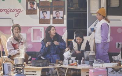 이민정, 남편 이병헌+아들과 영상통화…폭풍 애교