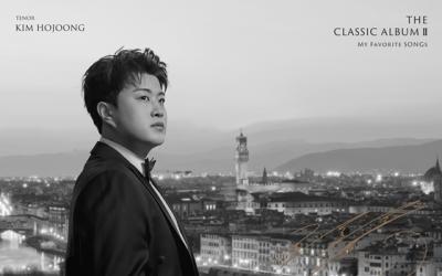 [단독] 김호중, 연간 총 음반판매 100만장 대기록…클래식앨범 선주문 50만장