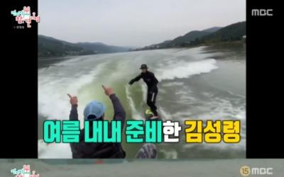 "[RE:TV] ""은퇴까지 함께"" '전참시' 김성령X매니저 훈훈한 의리"