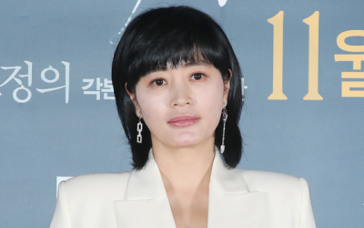 """김혜수, 방랑식객 故 임지호 장지 찾아 추모…""""많이 그립습니다"""""""