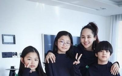 성동일 딸 성빈·성율, 놀라운 폭풍 성장 근황…'의젓'