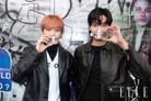 [N화보] SF9 로운X인성, 봄 맞은 '만찢남'들 청량미 발산