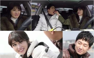 """김경란, '썸남' 노정진과 첫 여행서 """"라면 먹을래요?"""""""