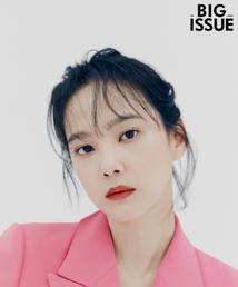 [N화보] 윤승아, 화보 재능 기부…핑크 슈트로 우아美