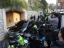 취재진으로 붐비는 전두환 자택