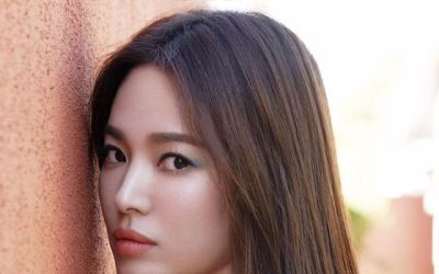 [N샷] 송혜교, 이게 바로 '압도적 비주얼'