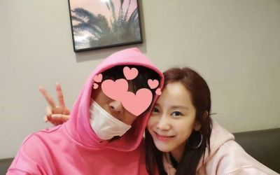"""조민아, 공개 연애 3달만에 결혼 암시 """"4월에 품절…곧 평생 내편"""""""