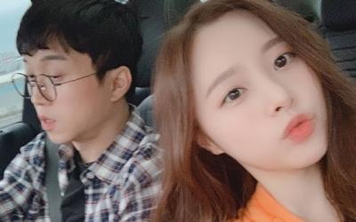 """'컬투쇼' 박성광 """"아내 이솔이와 카메라 앞 스킨십, 부끄러워"""""""