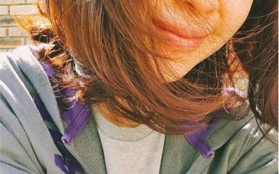 """[N샷] 송혜교 """"언니 눈 어딨어?""""→송윤아 """"없쩡"""" 애교가득 '찐'절친 댓글"""