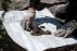 바스라진 유해 '치열했던 전쟁의 흔적'