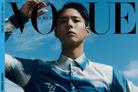 [N화보] 박보검, 창덕궁과 어우러진 완벽 비주얼...치명적 남성미