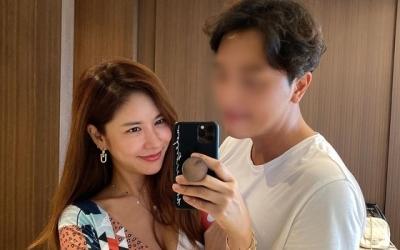 [N샷] 김준희, 훈남 남편과 달달 일상 공개…탄탄 몸매