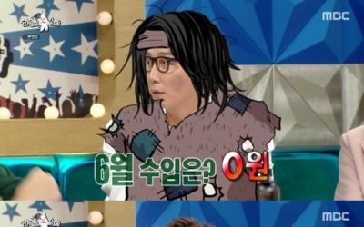 """'라디오스타' 탁재훈 """"6월 수입 0원…父 회사 상속 거절"""" 고백"""