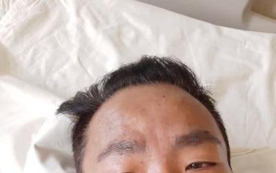 """'폐암 투병' 김철민 """"5번 경추 교체 수술 성공, 꼭 이겨낼 것"""""""