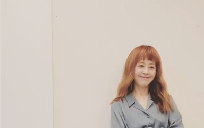 [N샷] 서정희, 끼 넘치는 동안 미녀…원조 모델의 포즈란 이런 것