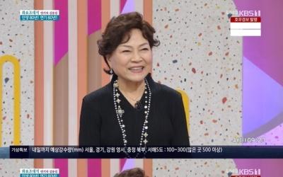 """김용림 """"남편 남일우, 누가 시비걸어 싸움하는데 너무 잘해서 파혼 생각도"""""""