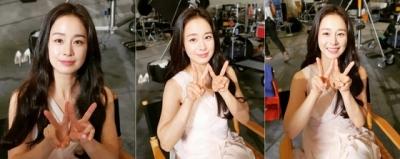 """김태희도 육아는 현실…""""올케 이보미에 미안, 내 사진 찍을 여유 없어"""""""