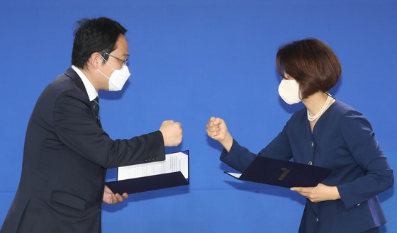 정부-의협, '원점 재논의' 합의.. 전공의 반발