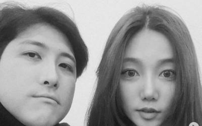 """[N샷] 이채영, 황재균과 반전 친분 """"알고지낸지 4년만에 첫사진"""""""