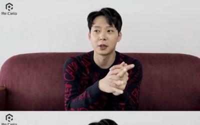 """'은퇴 번복' 박유천, 이번엔 유튜브 채널 개설 """"팬들과 소통할 것"""""""