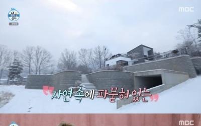 """'나혼자산다' 박은석 집 공개…""""전세금 부족해 친척 누나에게 빌려"""" 솔직"""