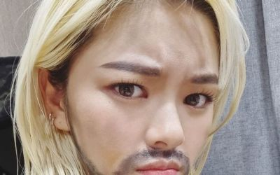 """트와이스 정연 맞아? 코+턱수염으로 강렬 비주얼…공승연 """"왜저래"""" [N샷]"""