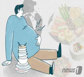 추석 음식 과식했다간 호흡장애 올 수 있다…건강한 식사법은