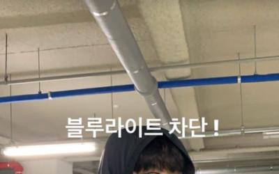 [N샷] 김구라 아들 그리, 13㎏ 감량 후 근황…훈남 매력 발산