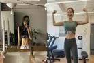 [N스타일] '운동에 빠진' 여자 스타들, 봄 맞아 '꿀복근' 공개 러시