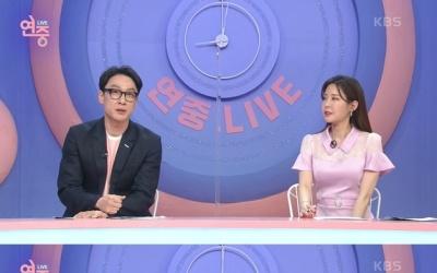 "MC였던 이휘재, 함소원·'아내의 맛' 조작 논란에 ""당사자들이 제일 잘 알 것"""
