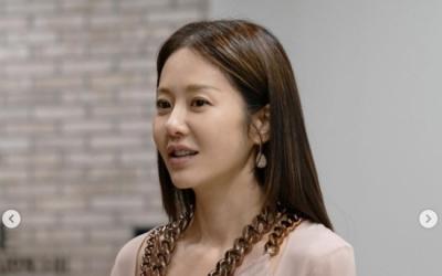 [N샷] '51세' 고현정, 백상 비하인드 컷 공개…다이어트 성공 후 '여신 미모'