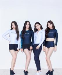 브레이브걸스, 수영복 패션도 완벽 소화하는 '서머 퀸' [N화보]