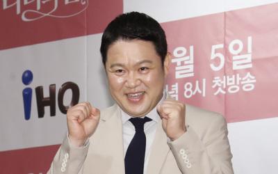 """재혼 김구라, 쉰둥이 둘째 얻었다…""""12세 연하 아내 추석 전 출산""""[공식]"""