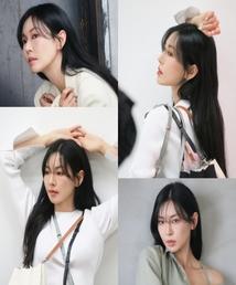 [N화보] 김소연, 화보 촬영 중 존재감 폭발…매일 리즈 경신하는 미모