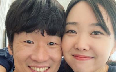 """김민지 전 아나운서, 남편 박지성과 결혼 7주년 """"여전히 존경…고마워"""""""