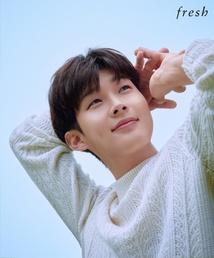 최우식, 만화 찢고 나온 훈남 비주얼…싱그러운 미소 [N화보]