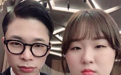 '코미디언 커플' 안진호·한송희, 부부 연 맺었다…지난 3월 혼인신고