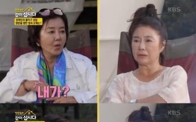 """김영란 """"가르치려고 들어"""" vs 김청 """"가식처럼 느껴져"""" 불만 표출"""
